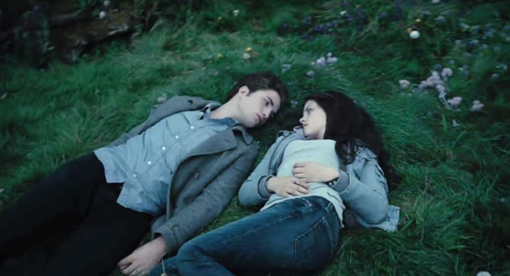 Bella and Edward in Twilight pondering about where they fit in which is experienced in professional development.